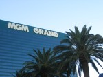 MGM Grand in Vegas